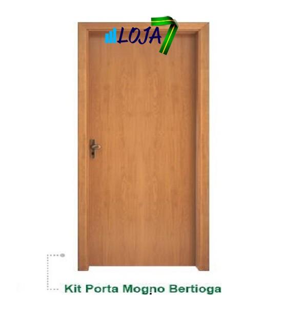 Kit Porta Primer 80 210 Mogno Loja 7 Constru O