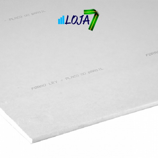 Nova Placa Drywall LEV
